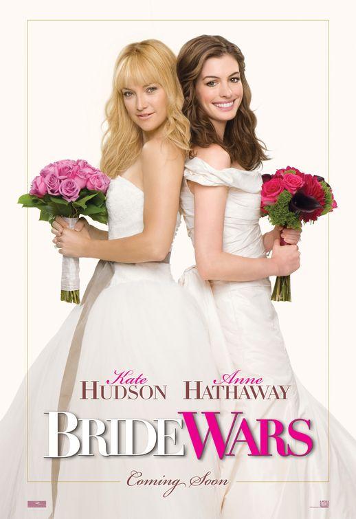 ślubne wojny ameryakńskie komedie