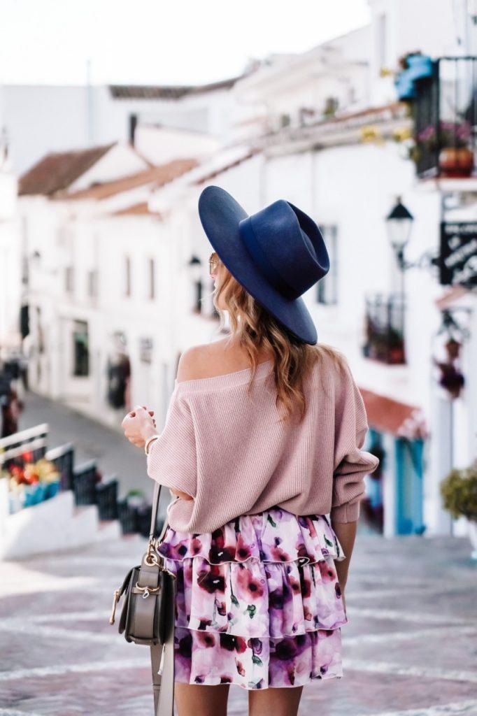 kobieca stylizacja wyjazd Ania Zając fashionable (Niestandardowy)