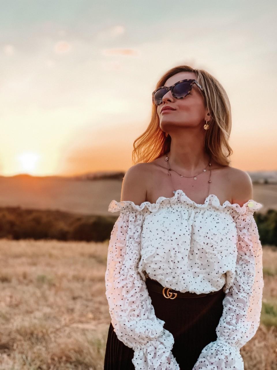 toskania stylizacja ania zając fashionable blog lifestyle (Niestandardowy)