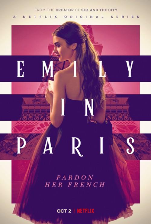 emily w paryżu serial o paryżu