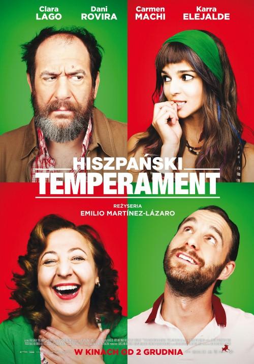 hiszpański temeperament hiszpański film